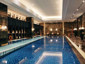 苏州知音温德姆酒店游泳池