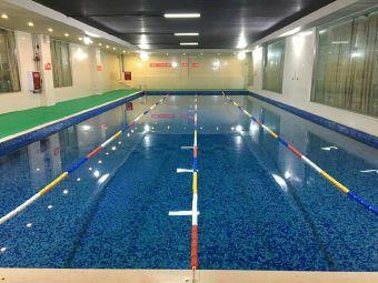 恒温游泳健身会馆(新加坡花园店)