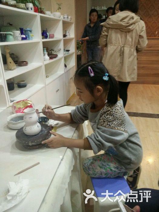 苏培陶艺(森林摩尔商业街区店)-图片-南京-大众点评网