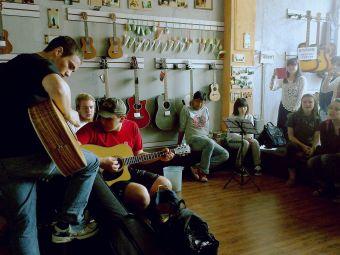 丝路琴行音乐培训中心