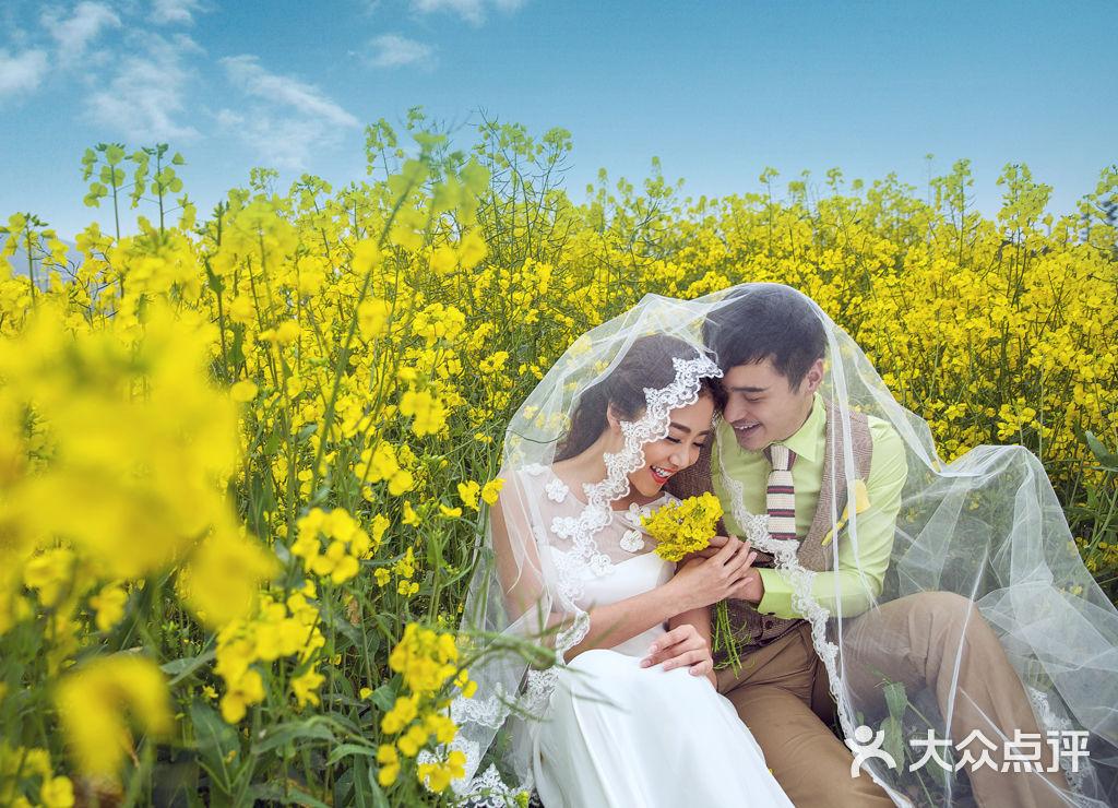 【魅力无限-结婚套餐】-米兰春天婚纱摄影-大众点评网