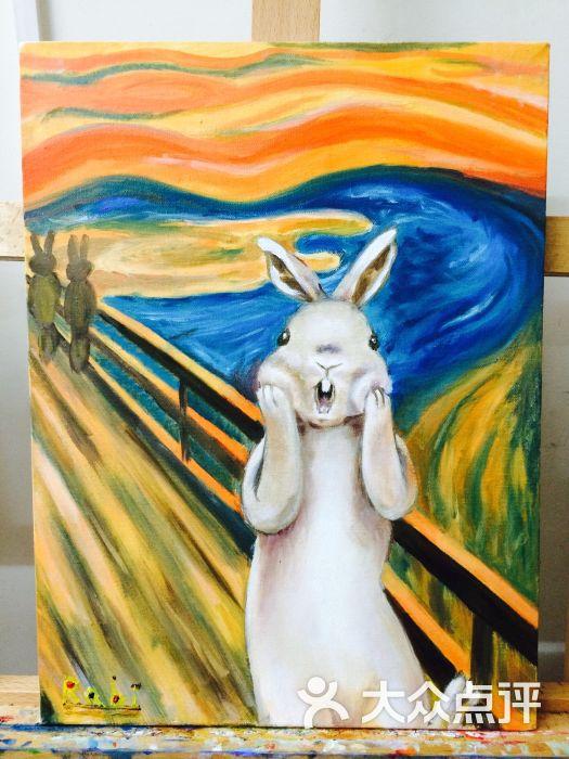 iphone7p爱宠兔子高清壁纸