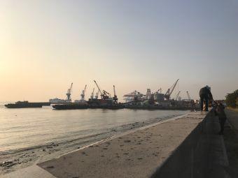 长兴岛马家港客运码头
