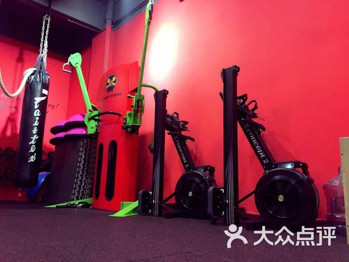 Fighter斗士私人健身工作室-内部装潢2图片-广