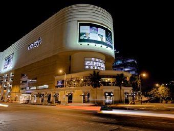 比弗利购物中心