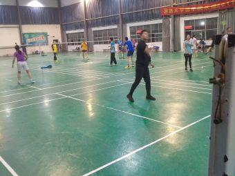 南通大学羽毛球馆