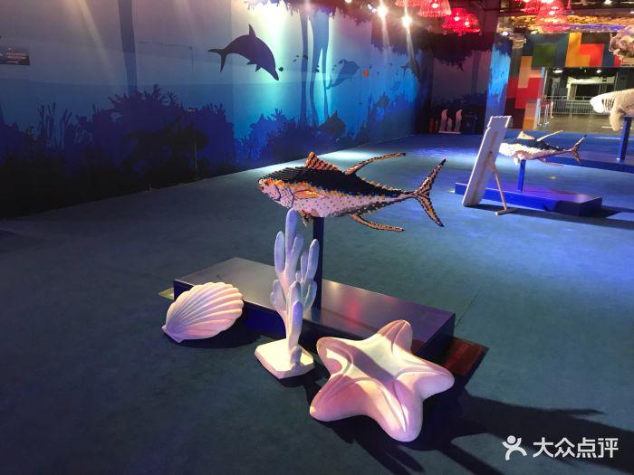 乐高动物王国环保展鸟巢站图片 - 第74张