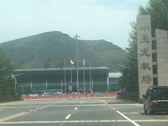 赤峰玉龙机场-停车场