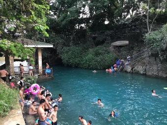 武鸣灵水游泳训练场