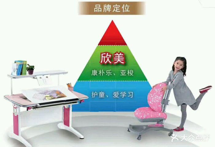 欣美台湾儿童学习桌椅(金虹桥商场店)图片 - 第21张
