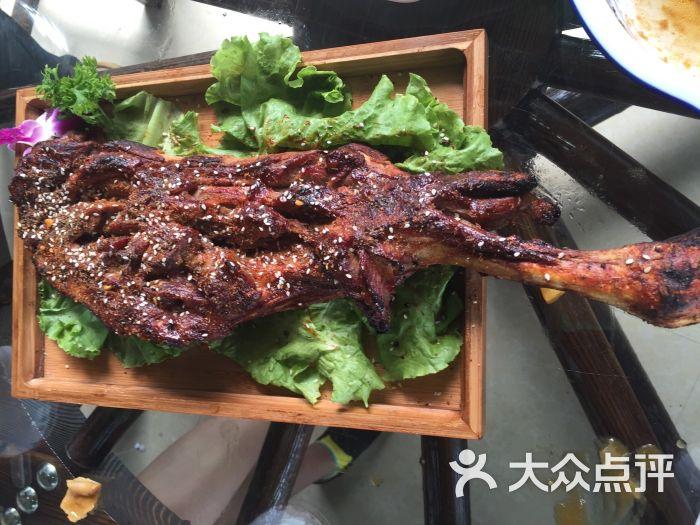 农庄香巴拉图片-天路-张北县美食美食南小街图片