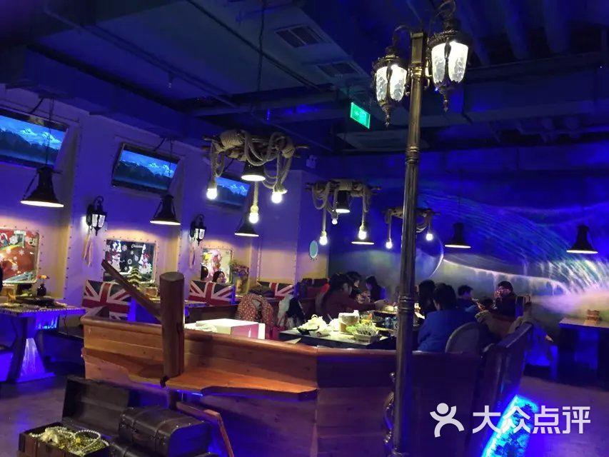 杰克猫烤鱼火锅主题餐厅(建业凯旋广场店)图片 - 第11张