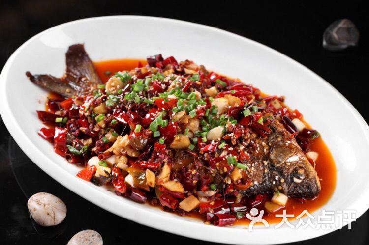 外婆桥(大都会店)-香辣干烧鱼图片-重庆美食-大众