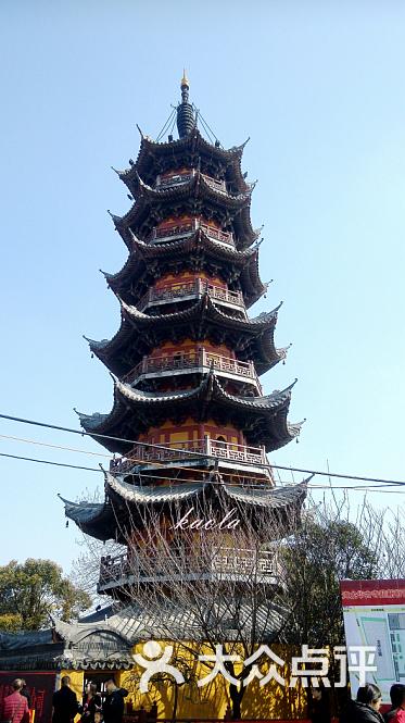 龙华寺-龙华塔图片-上海周边游-大众点评网