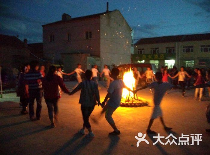 家长第一美食-农庄晚天路-张北县图片感言篝火美食节图片