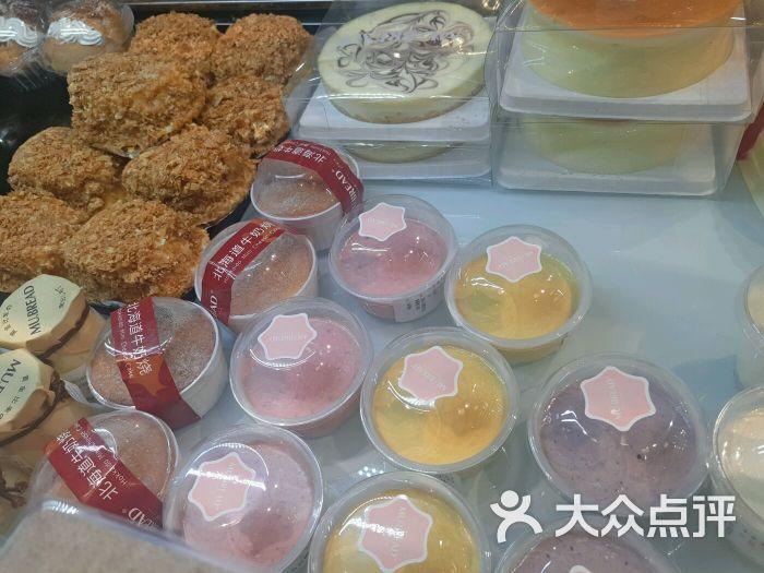 MU.BREAD麦卡优娜(龙盛广场店)-美食-上海美介绍菜深圳市图片图片