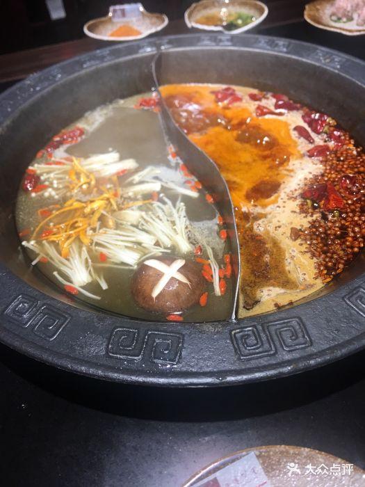 重庆崽儿火锅菌汤麻辣鸳鸯锅图片 - 第177张