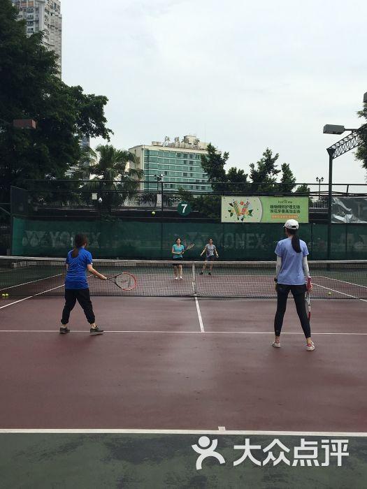 广州市沙面网球场体育-第3张江浙沪招收舞蹈图片的大学图片