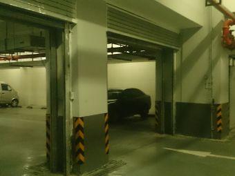 宜兴花园豪生大酒店-停车场