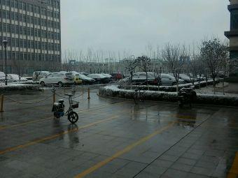 智汇商务酒店-停车场