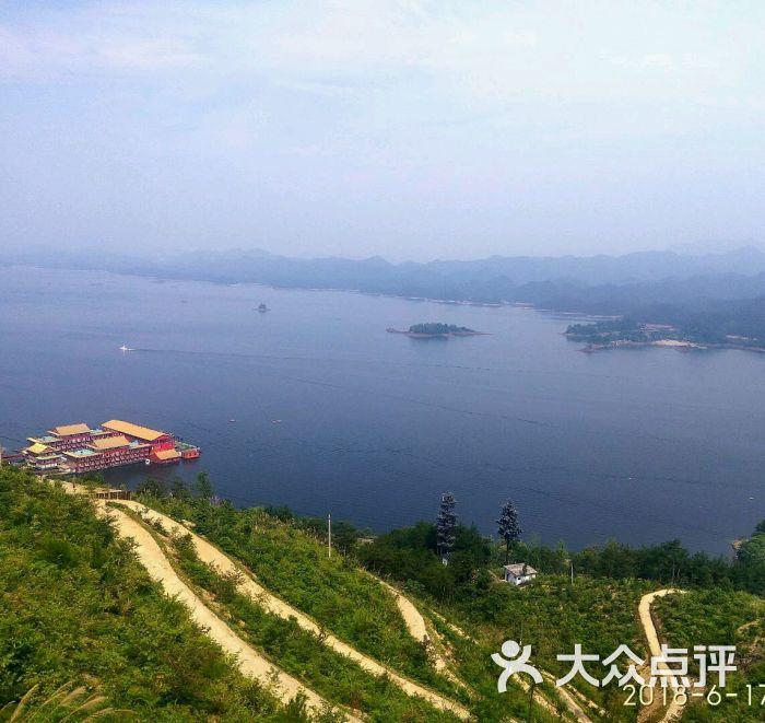 千岛湖天屿图片 - 第1张