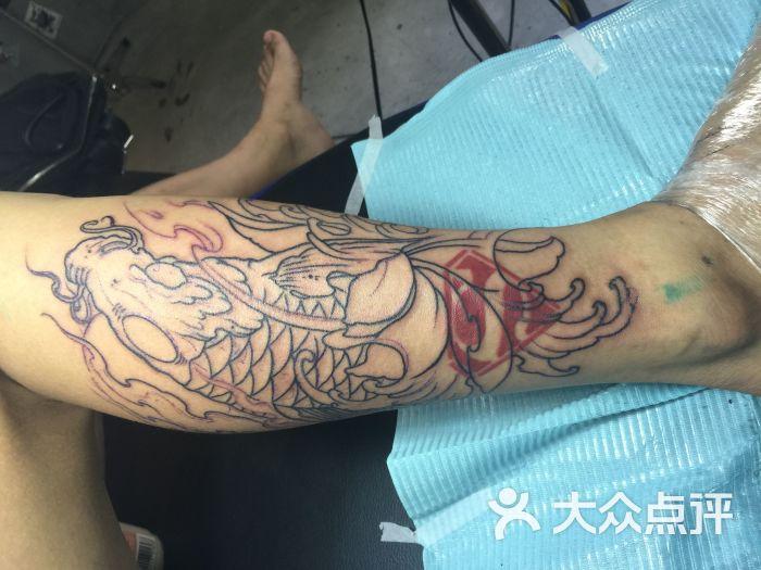 长乐纹身郁染纹身(长乐店)图片 - 第229张