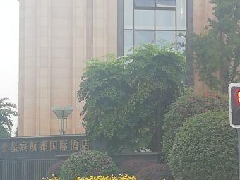 星宸航都国际酒店停车场