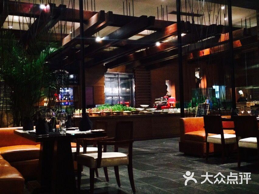 青岛海尔洲际酒店明焰扒房-图片-青岛美食-大众点评网