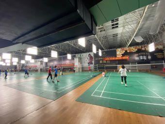 志标羽毛球馆