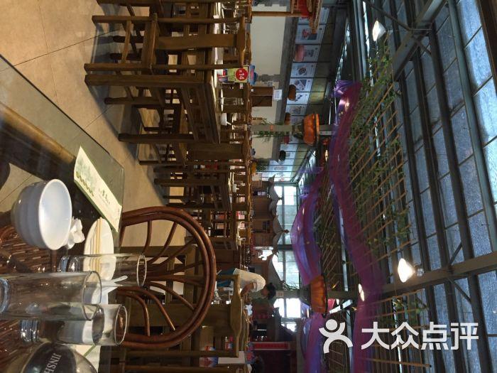 蟹岛三点钟农业园餐厅