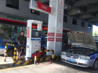 中国石化城中丽园北路加油加气站
