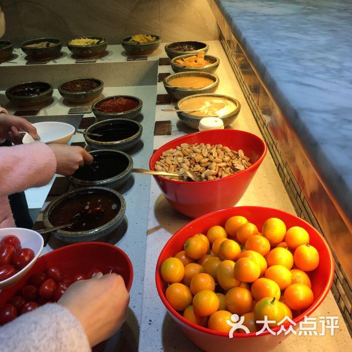 小小板凳老灶火锅自助酱料图片 - 第2张