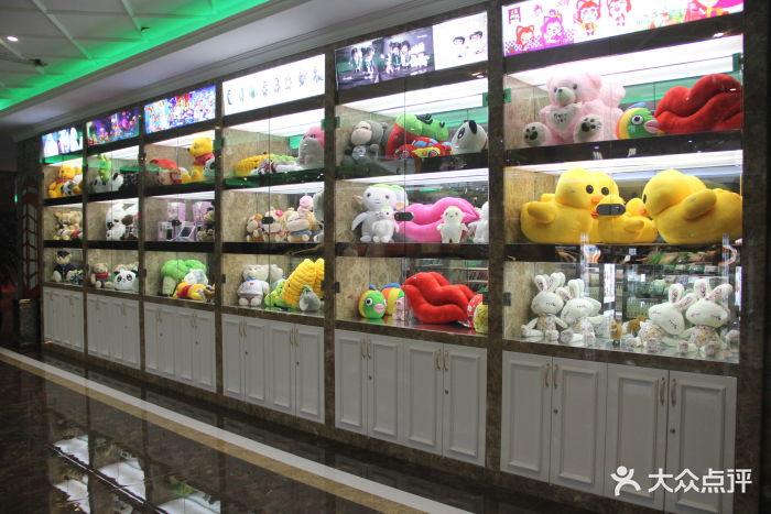金唛连锁自助ktv(广丰店)超市图片