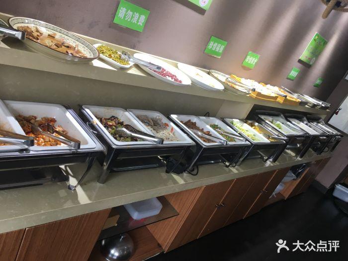 素食的小姊妹喜欢吃老妈,之前带她去运河公.滦州古城美食图片