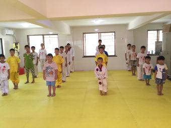 龙虎道搏击俱乐部(武术、跆拳道、散打)