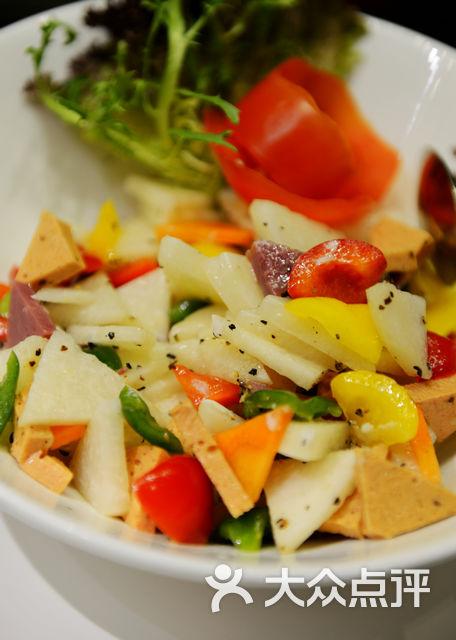 4,杂菜沙拉