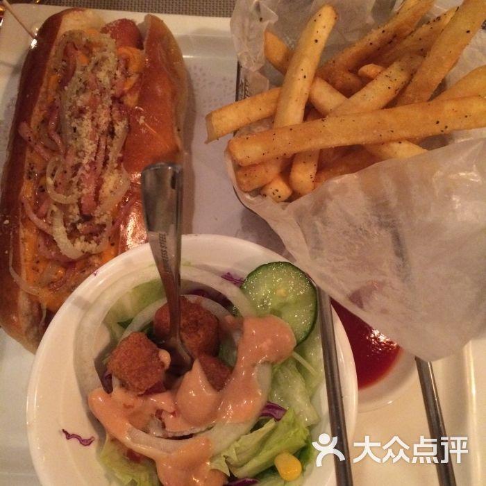 遇见西木美式餐厅图片 - 第1张