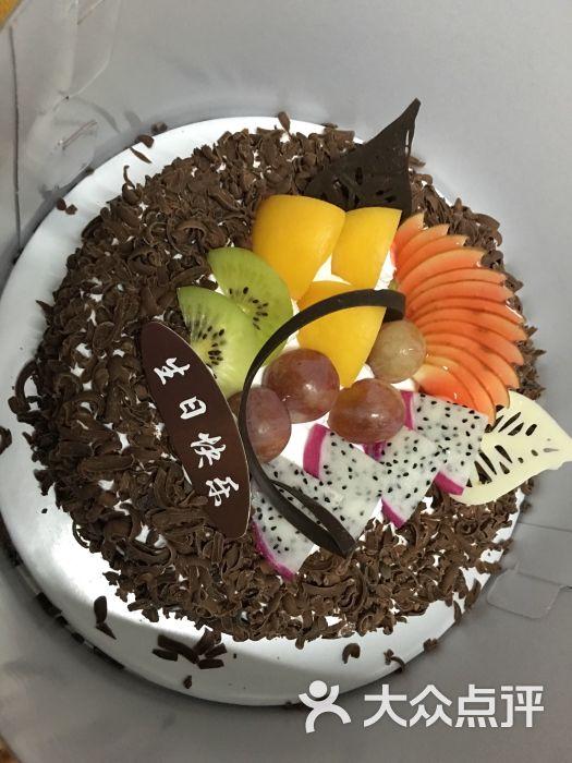 保利来精品欧式水果蛋糕-图片-哈尔滨美食-大众点评网
