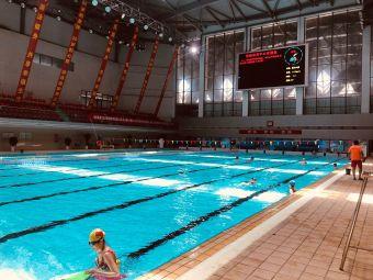 西宁市海湖体育中心游泳馆