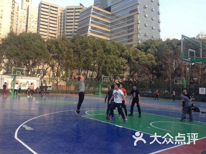 徐家汇公园篮球场-图片-上海运动健身-大众点评网