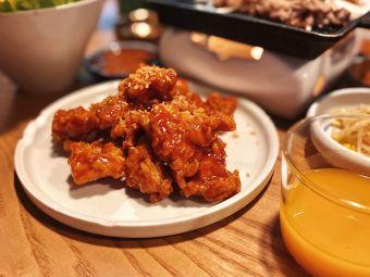 韓上the HAAN韓式料理(晉合廣場店)