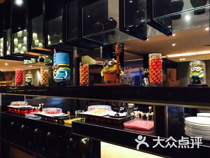 海尔洲际酒店品香苑自助餐厅-图片-青岛美食-大众点评