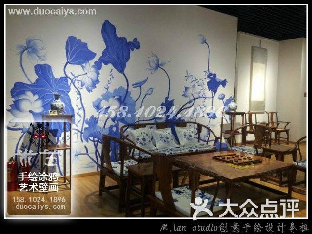 北京手绘壁画彩绘墙画涂鸦上传的图片