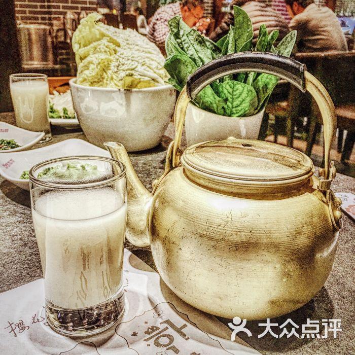 樱花墅朝鲜族美食火锅店-海报-吉林图片-大众点烧鸭饭美食牛排图片