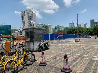 珠江广场停车场