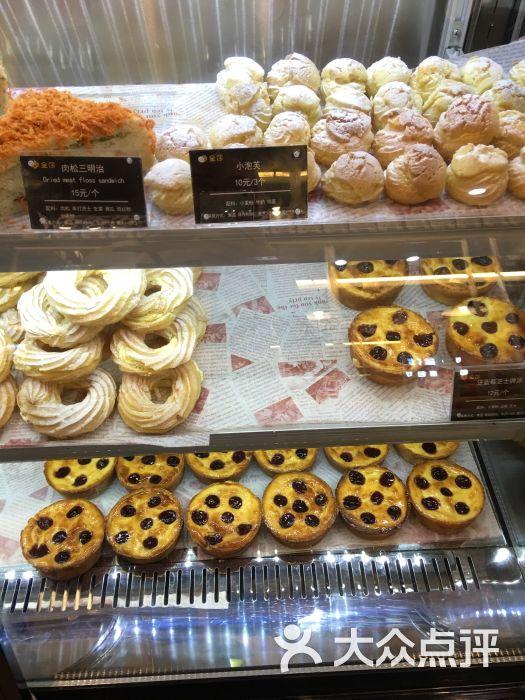 金莎欧式面包坊-图片-银川美食-大众点评网