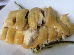丽嘉餐厅的海南鸡饭