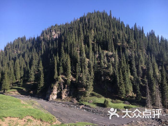 乌鲁木齐天山大峡谷景区的点评