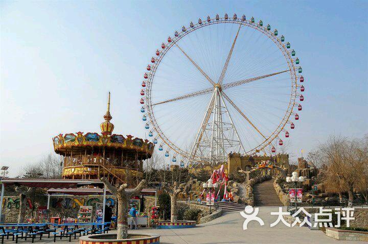 辛玛王国主题游乐园(石家庄动物园)-图片-鹿泉区周边