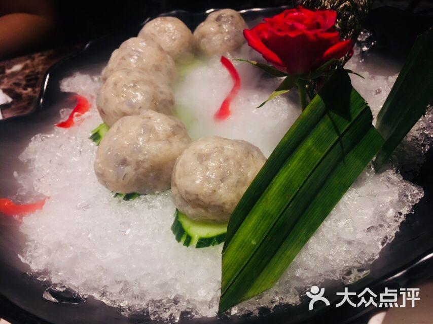 泰灵艳泰式火锅料理椰浆虾滑图片 - 第1张